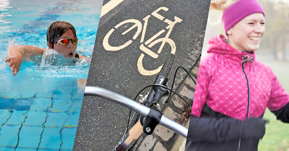 Triathlon Gedanken Teaser