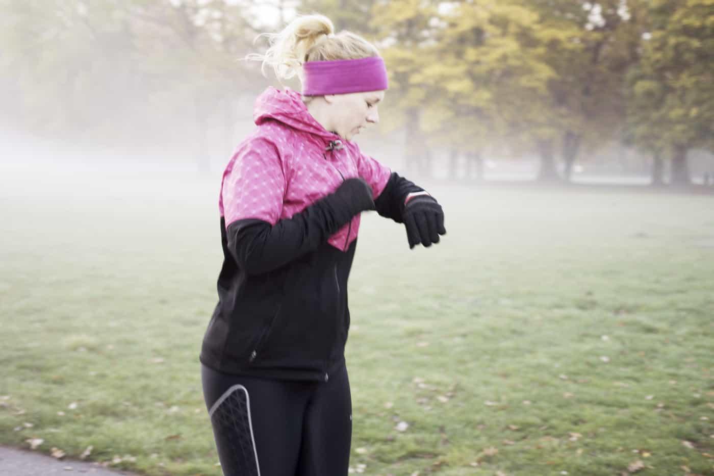 Trainiere effektiver mit einer Pulsuhr