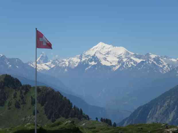 Panorama Aletsch Halbmarathon 2015