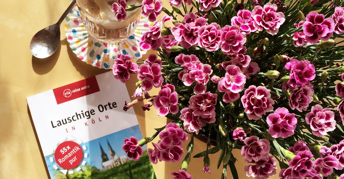 Buchtipp: Lauschige Orte in Köln