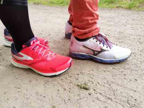 Laufschuhtest beim Demo Day von Laktat3 im Strandbad Jungfernheide