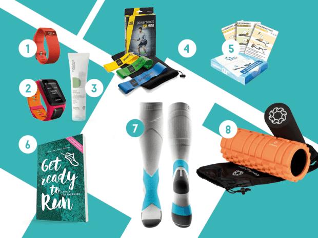 Tipps Weihnachtsgeschenke für Läufer
