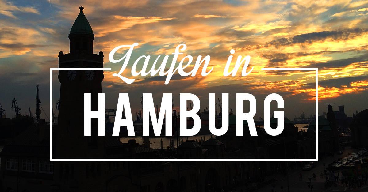 Laufen in Hamburg