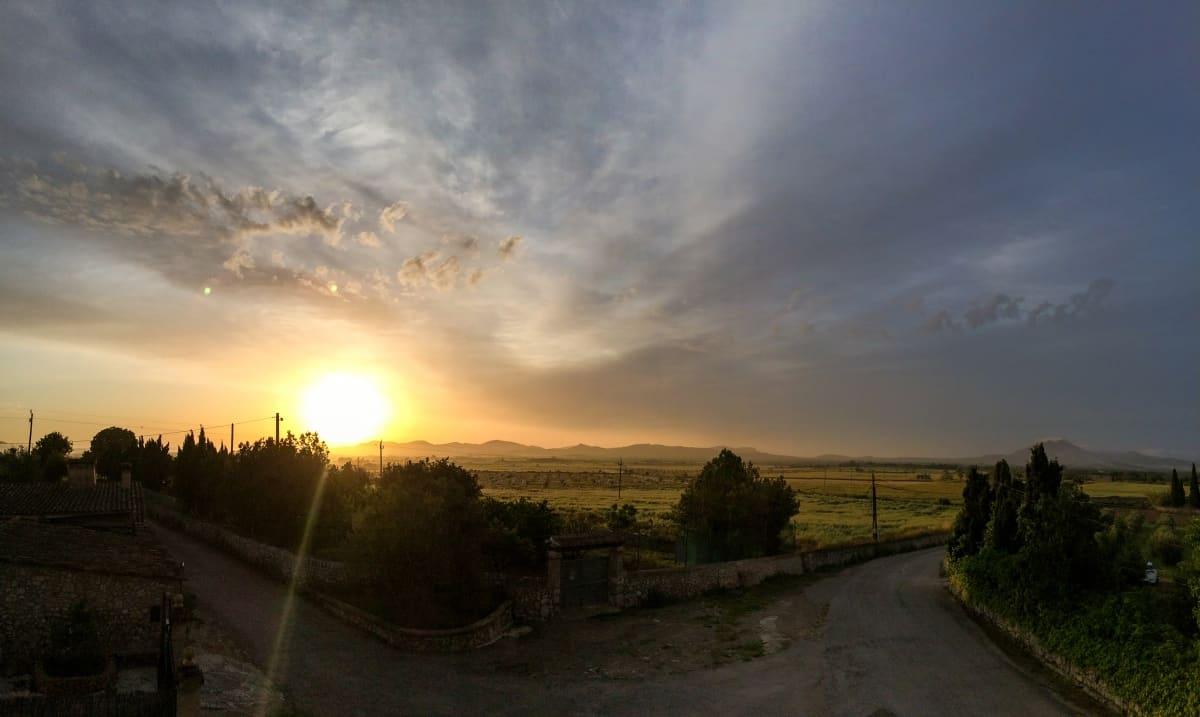 Mallorca Sonnenaufgang