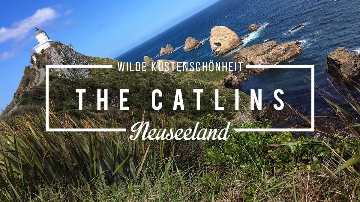 Sehenswürdigkeiten in den Catlins, Neuseeland