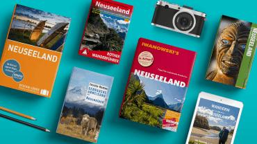 Die besten Reiseführer für Neuseeland
