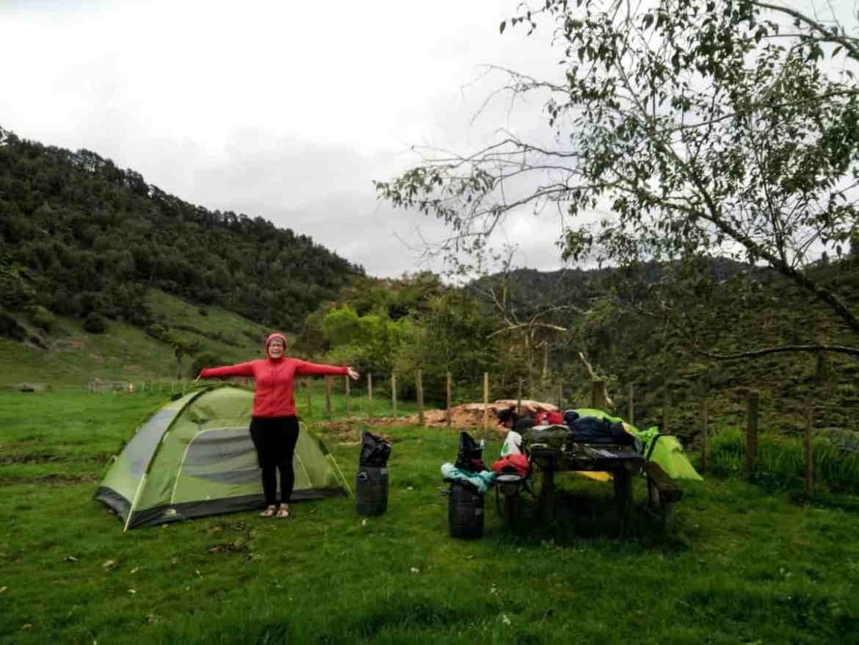 Campingplatz Whakahoro