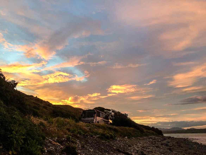 Die schönsten Campingplätze Neuseelands