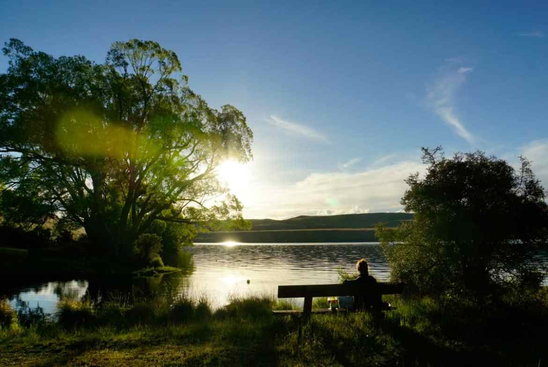 Lake MacGregor Campsite