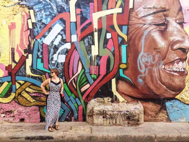 Streetart Getsemaní