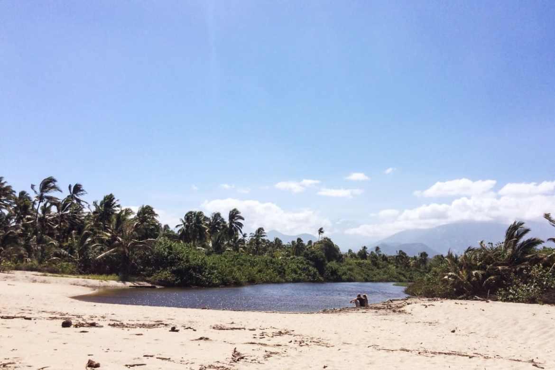 Laguna Sierra Nevada de Santa Marta