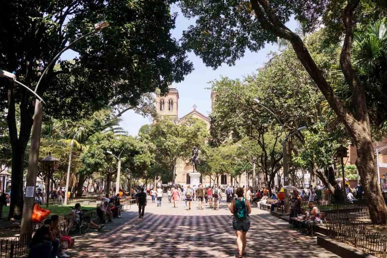 Parque Bolivar