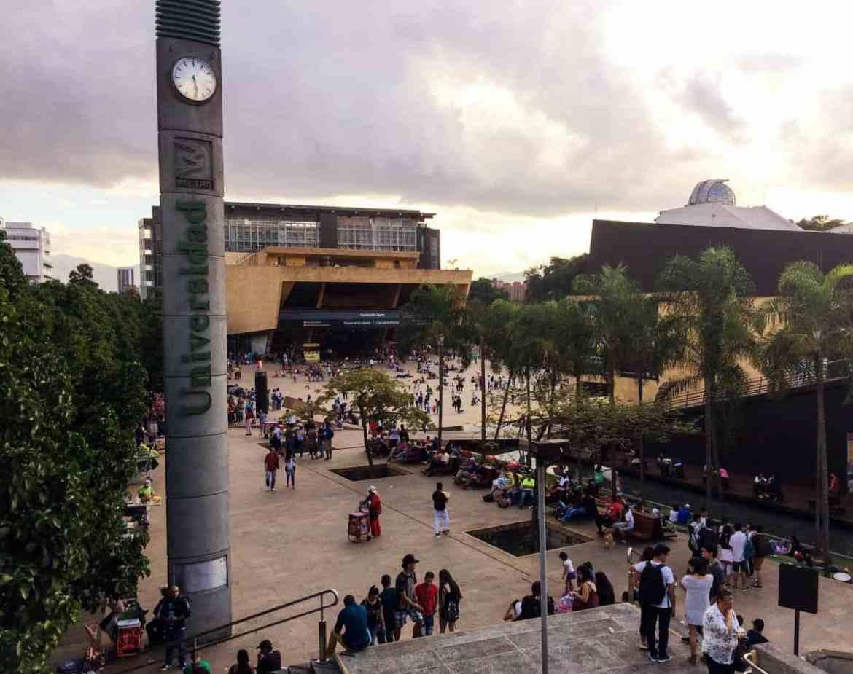 Universidad in Medellín