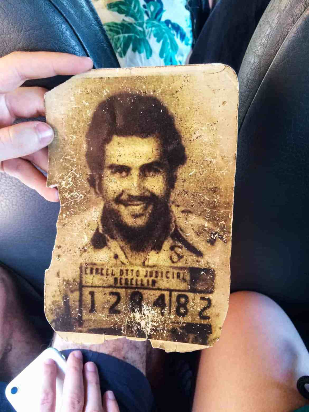 Escobar Tour mit Paisa Road