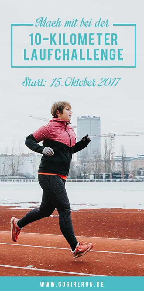 10-Kilometer-Laufchallenge