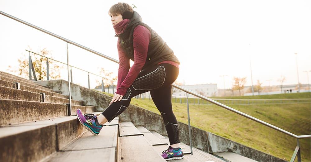 Was tun bei Muskelkater nach dem Laufen?