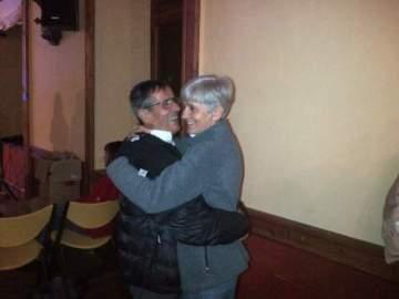 Salvatore e Lucia Bragantini, Ceresole Reale 22.09.2012  I Bragantini, Ceresole Reale settembre 2012