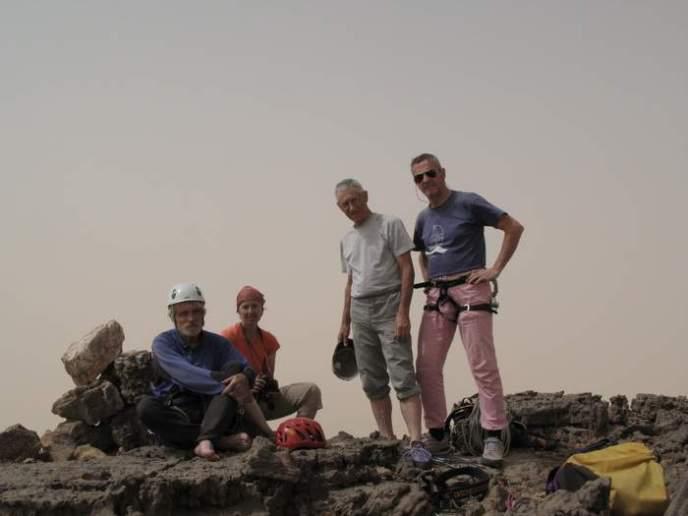 Djado (Niger), Torre di Orida, vetta, Amy, Castelli, Verin, Mantoan