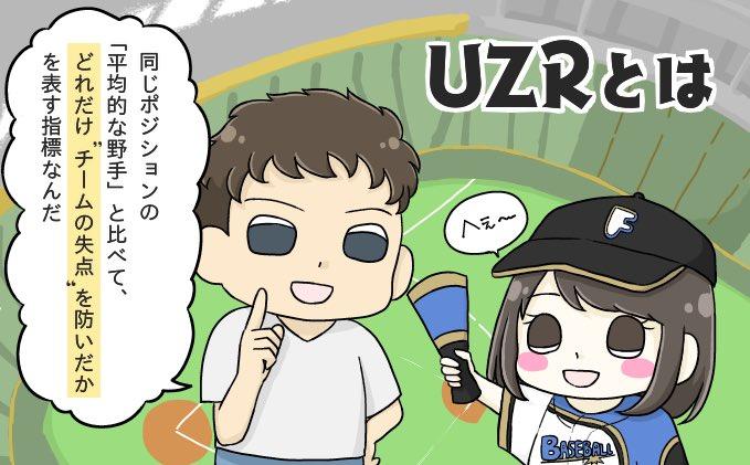 UZR(守備指標)とは?2018年ランキング