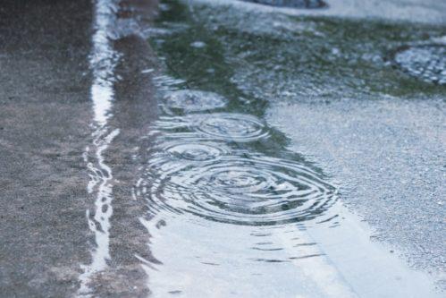 降水量の目安?!降水量ってどんな意味?一時間に10mmの降り方は?