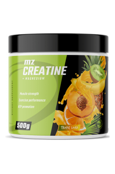Our recommended creatine supplement - Creatine from MZ Store