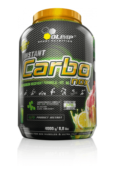 Our team recommends checking CarboNox from Olimp - it's one of the most complex supplements containing a whole range of carbohydrates