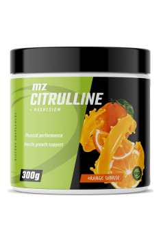 Optimal way to increase citrulline intake could be MZ Citrulline - cheap and effective dose of citrulline everyday!