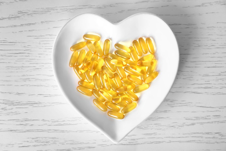 Omega fatty acids are important for your heart health