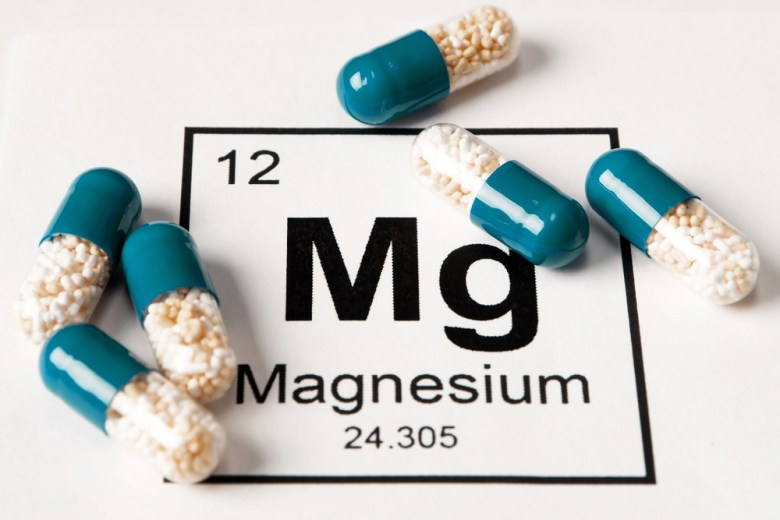 And is your magnesium intake proper?