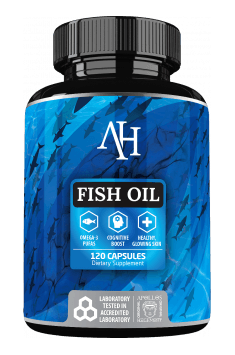 Fish Oil from Apollo Hegemony is highly anticipated source of Omega 3 fatty acids.