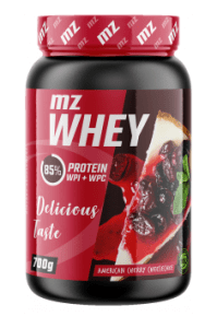 Recommended whey shake for post workout regeneration - MZ Whey