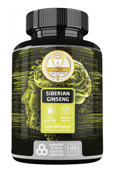 Apollo's Hegemony Siberian Ginseng - innovative type of ginseng improving the health of whole body