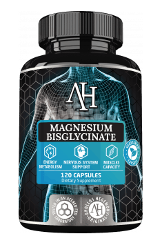 Optimally bioavailable magnesium - Apollo's Hegemony Magnesium Bisglycinate