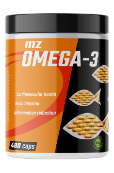 Recommended Omega 3 Fatty Acids supplement - MZ Store Omega-3