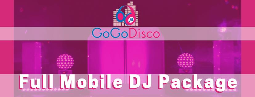 Full Mobile DJ Package