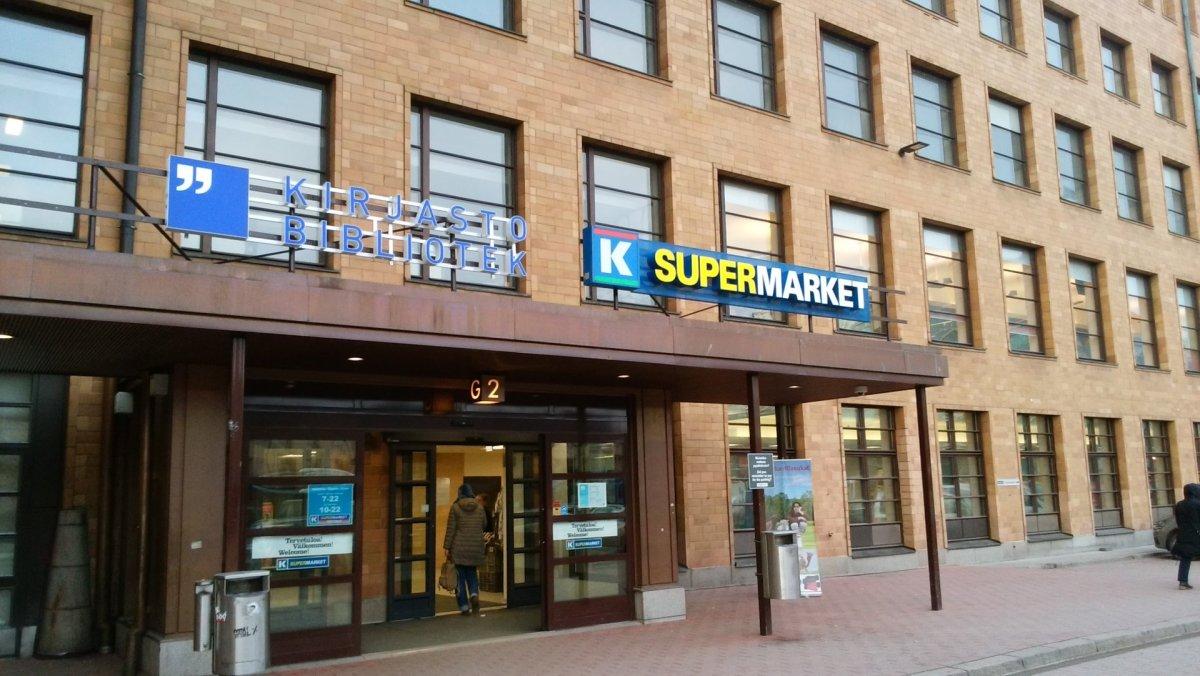 【食生活】フィンランドのスーパーに行ってみた