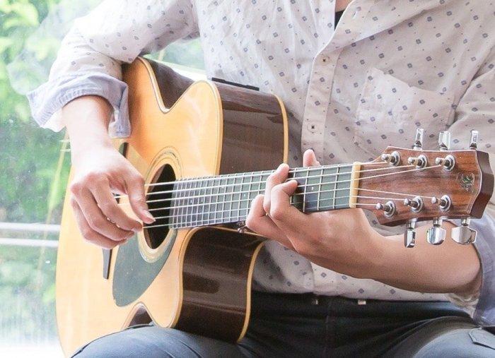 吉他初學者必看:六個使你吉他進步的小技巧!