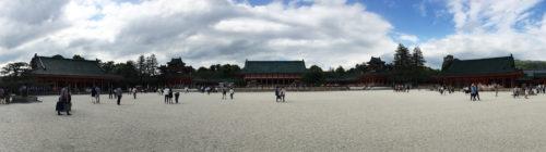Heian Shrine Grounds