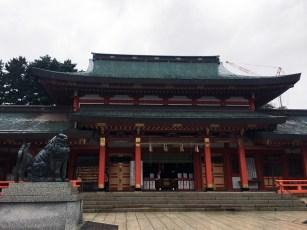 gosha suwa shrine