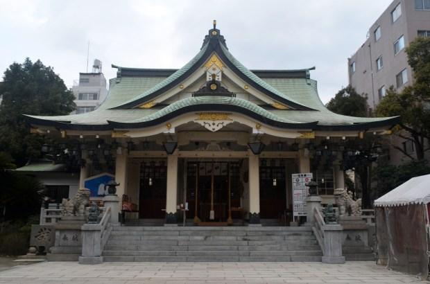 Nanba Yasaka Shrine