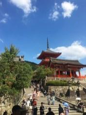 Kiyomizudera Steps