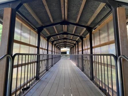 Zuisenji walkway