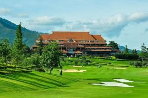 Mencoba Spot Golf dan Rekreasi Ekslusif di Bandung Giri Gahana Golf