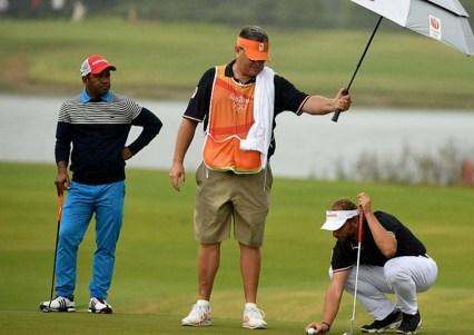 Caddy Golf Bukan Pekerjaan Mudah