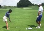 Pratima Sherpa Memperoleh Latihan Privat dari Tiger Woods