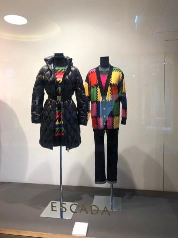 Shopping di lusso - Escada A/I 18-19