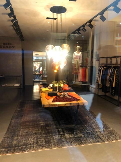 Shopping - Boutique di lusso