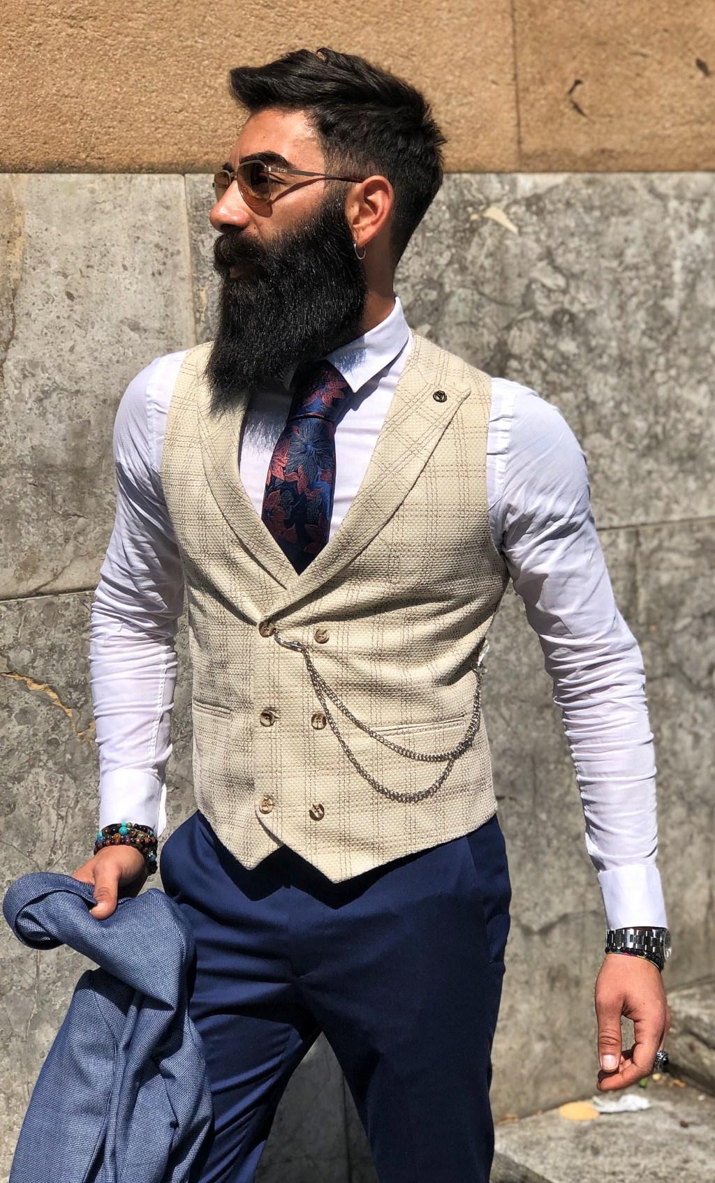 Panciotto uomo sempre di moda