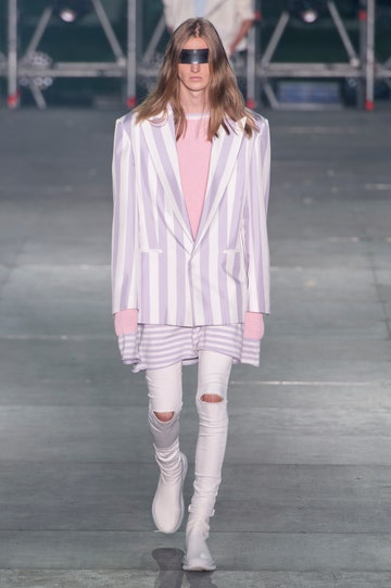 Jeans uomo - collezione balmain p/e 2020