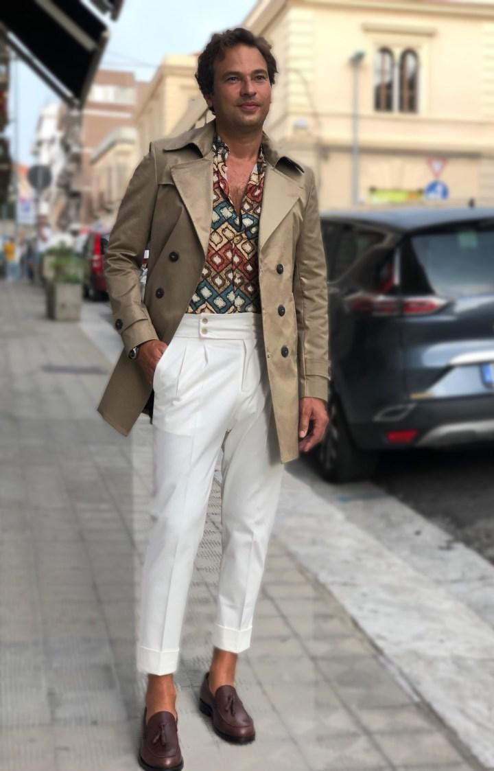 Abbigliamento uomo anni 70′ – un revival